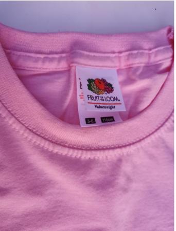 Tricouri FRUIT OF THE LOOM pentru copii4