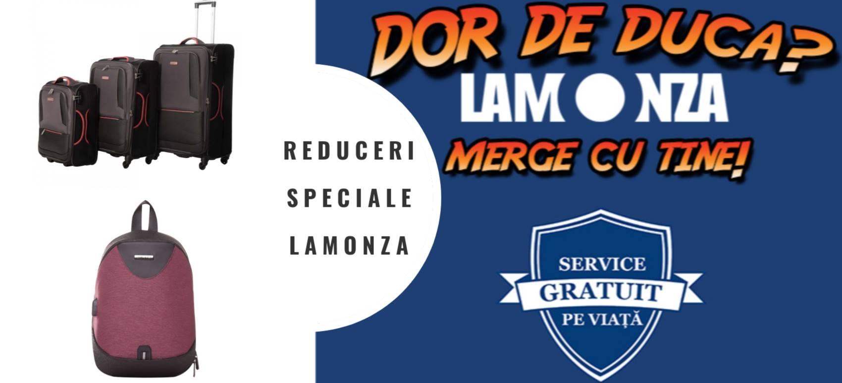 Reduceri speciale Lamonza Septembrie 2021. Profită si tu!