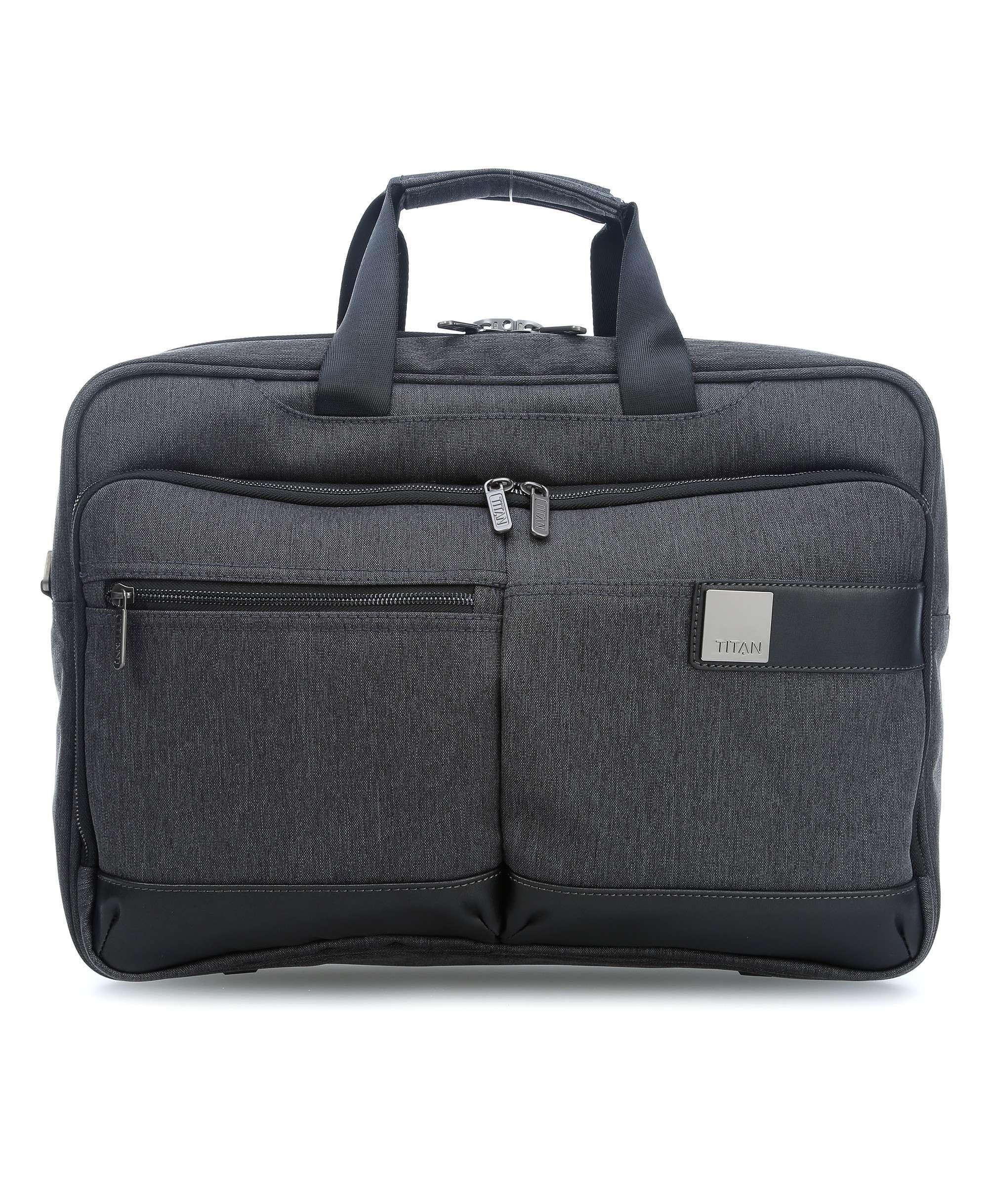 Geanta pentru Laptop Titan Power Pack - extensibila