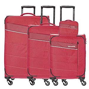 Set Trolere Travelite KITE 4 roti  S, M, L + CADOU geanta de bord