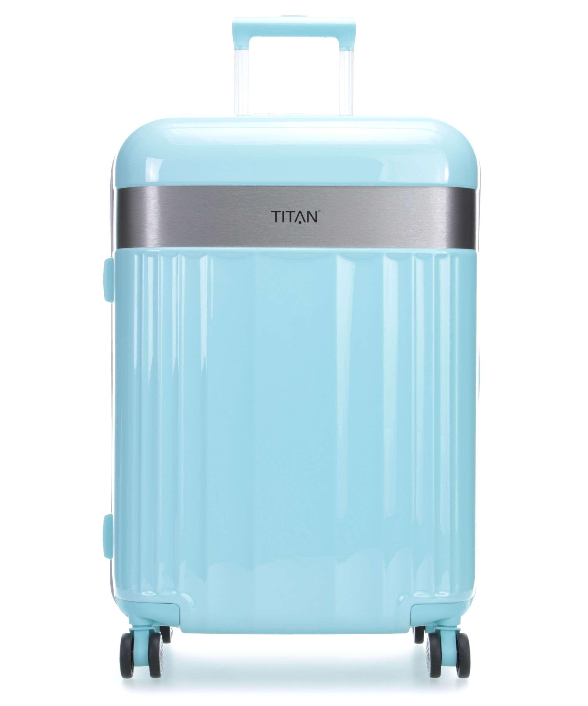 Troler TITAN - SPOTLIGHT - M - 67 cm 4 roti duble