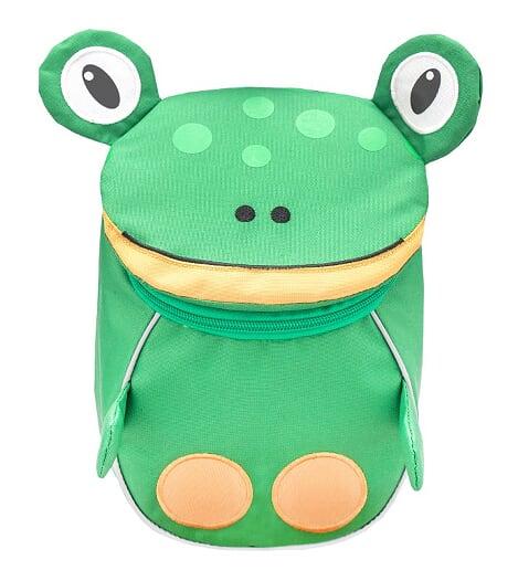 Ghiozdan de gradinita  BELMIL Mini Frog
