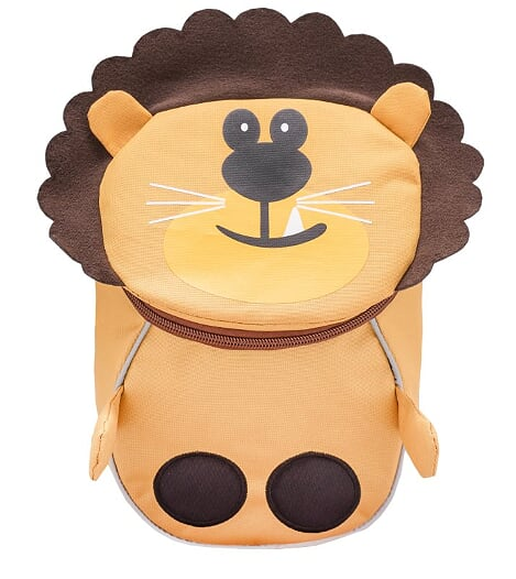 Ghiozdan de gradinita  BELMIL Mini Mr. Lion