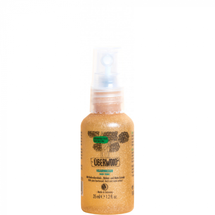 HAIR TONIC pentru scalp - TRAVEL 35ml - ÜBERWOOD 0