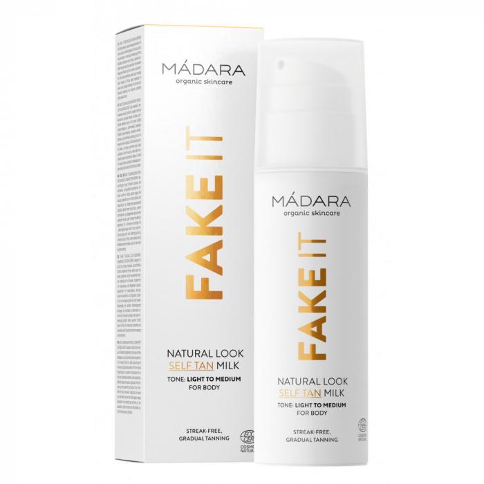 FAKE IT Natural Look Lapte autobronzant - 150 ml - Madara 3