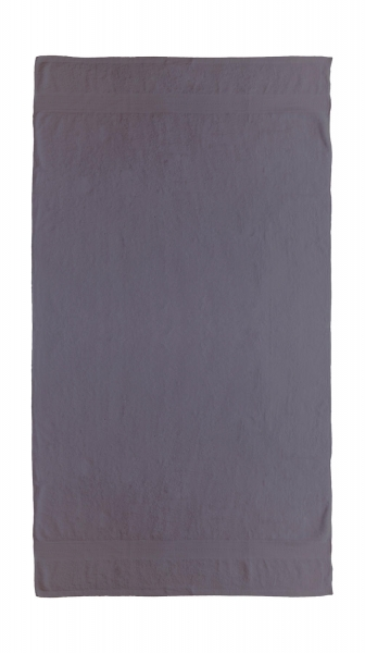 Prosop de plaja Soft 100x180 cm Gri