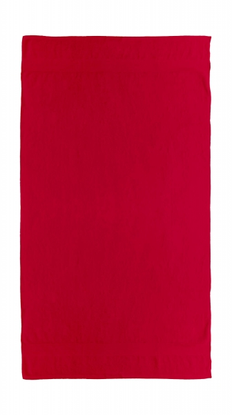 Prosop de plaja Soft 100x180 cm Rosu 0