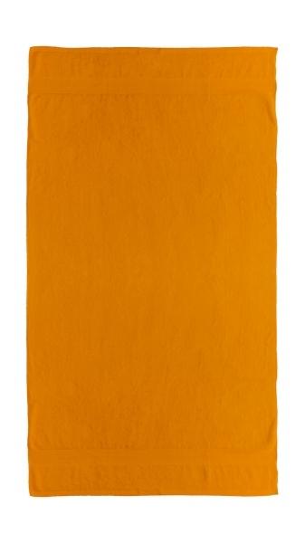 Prosop de plaja Soft 100x180 cm Portocaliu 0