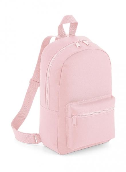 Rucsac mini Travel roz pudrat 0