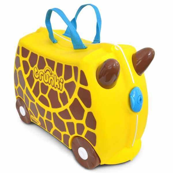 Valiza TRUNKI Gerry - Girafa 0