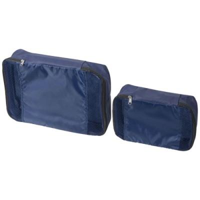 Packing cubes Set 2 Genti - Bleumarin 0