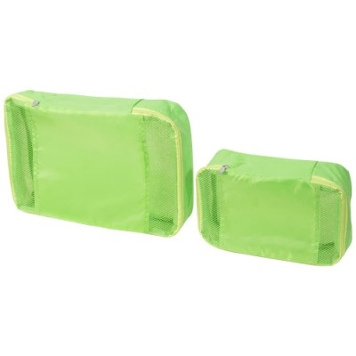 Packing cubes Set 2 Genti - Verde 0