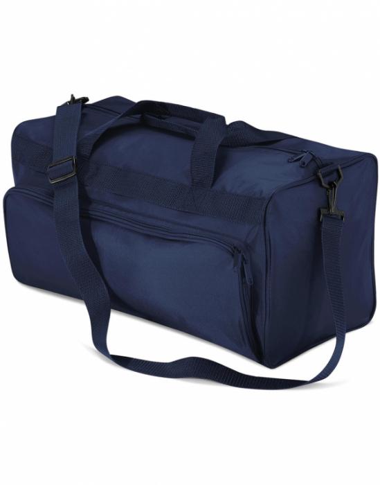Geanta de voiaj (bagaj de cabina) - Quadra - Albastru 0