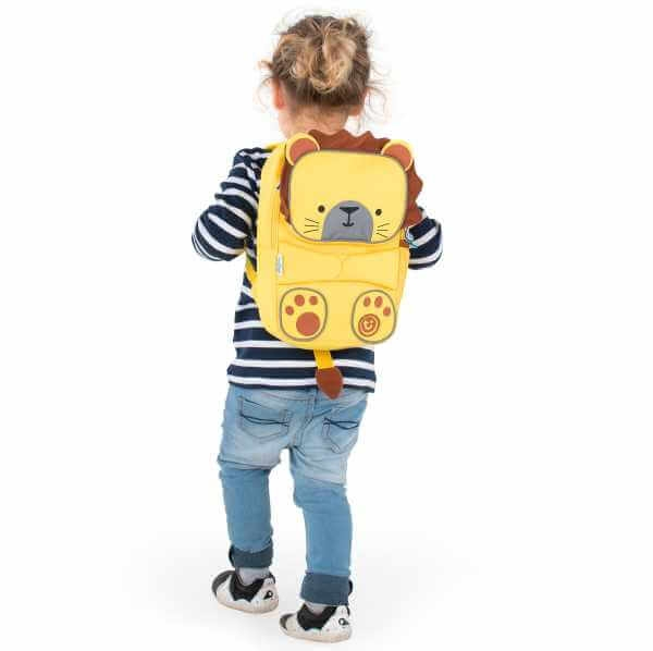 Rucsac Trunki TODDLEPAK BACKPACK - Leeroy 1