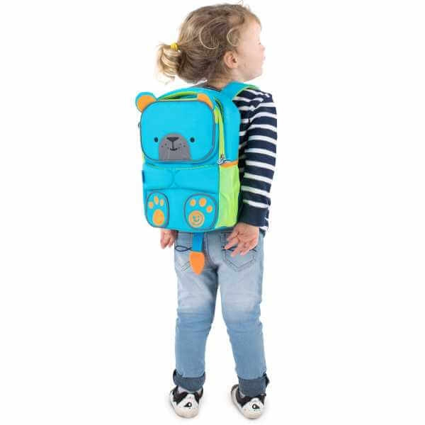 Rucsac Trunki TODDLEPAK BACKPACK - Terrance 1