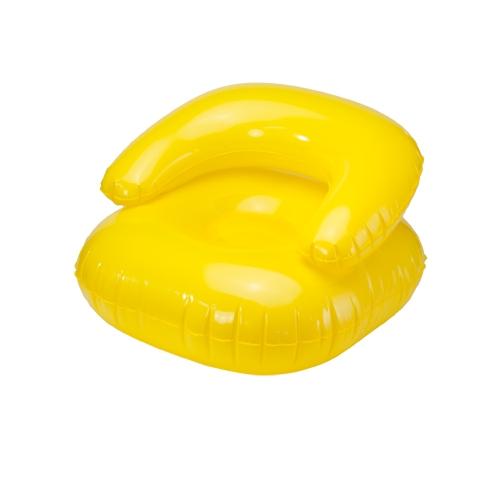 Scaun gonflabil de plaja pliabil pentru copii - Galben [0]