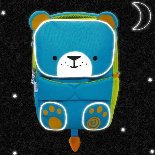 Rucsac Trunki TODDLEPAK BACKPACK - Terrance 3