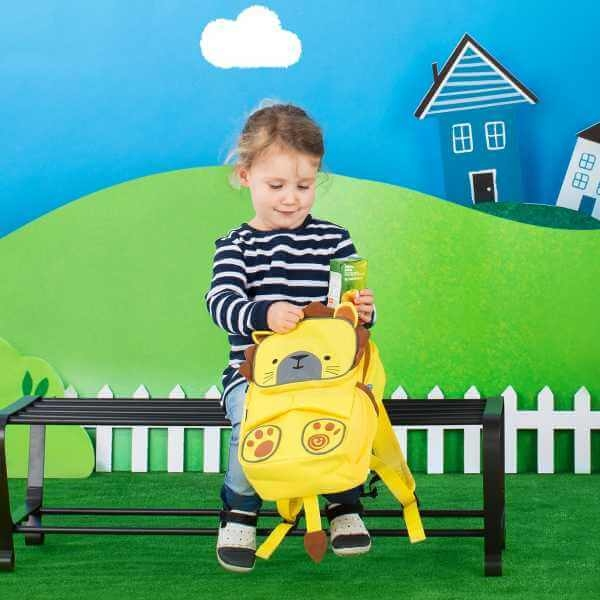 Rucsac Trunki TODDLEPAK BACKPACK - Leeroy 5