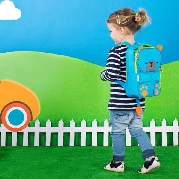 Rucsac Trunki TODDLEPAK BACKPACK - Terrance 5