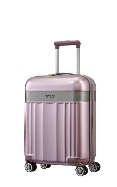 Troler TITAN - SPOTLIGHT - S - 55 cm 4 roti duble [5]