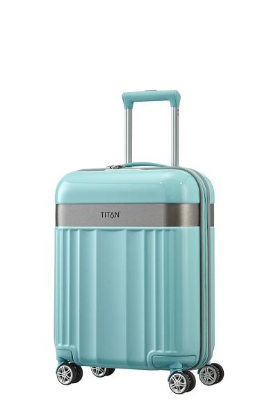 Troler TITAN - SPOTLIGHT - S - 55 cm 4 roti duble 5