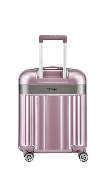 Troler TITAN - SPOTLIGHT - S - 55 cm 4 roti duble [2]