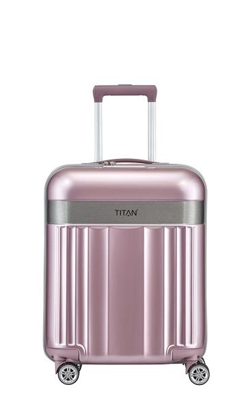 Troler TITAN - SPOTLIGHT - S - 55 cm 4 roti duble [1]