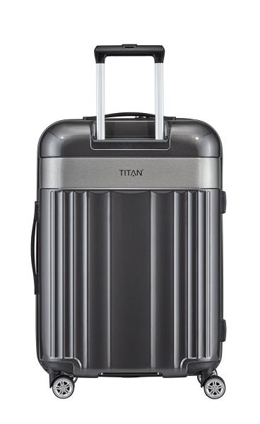 Troler TITAN - SPOTLIGHT 4 roti duble M - 67 cm 2