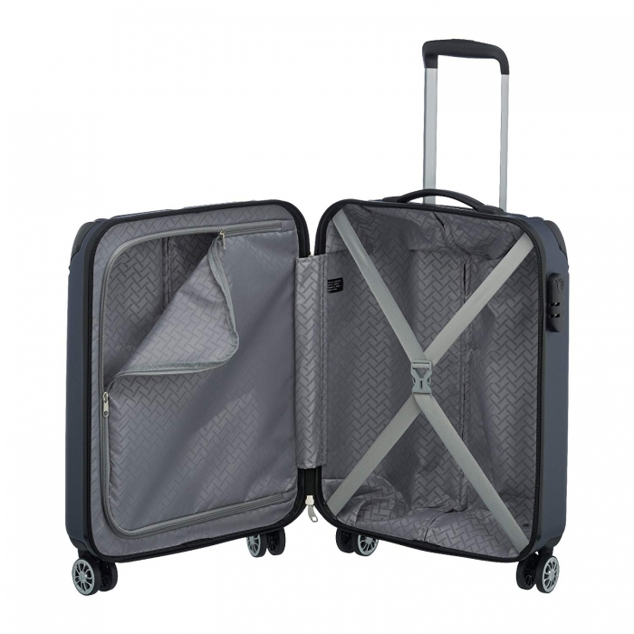 Troler Travelite CITY 4 roti 55 cm S 5