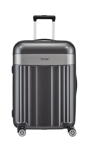 Troler TITAN - SPOTLIGHT 4 roti duble M - 67 cm 1