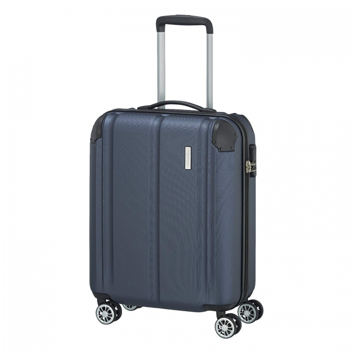 Troler Travelite CITY 4 roti 55 cm S 4