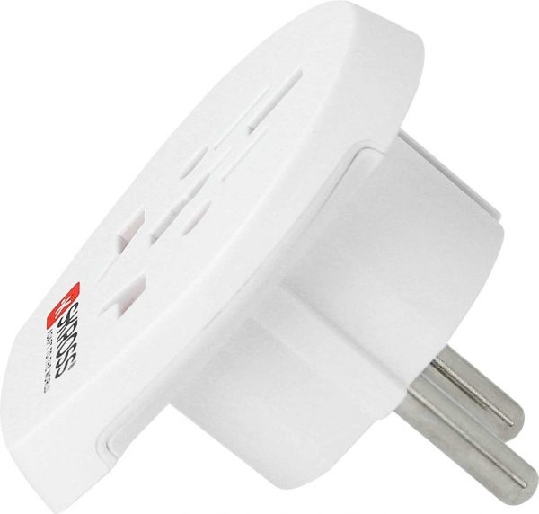 Adaptor priza universal World -> EU Skross 0