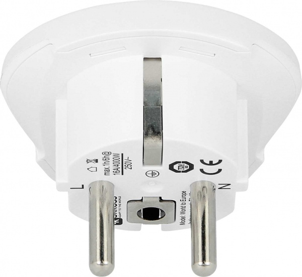 Adaptor priza universal World -> EU Skross 2