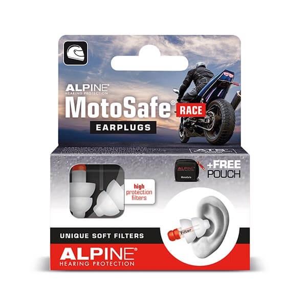 Dopuri de urechi Alpine Moto safe Race 0