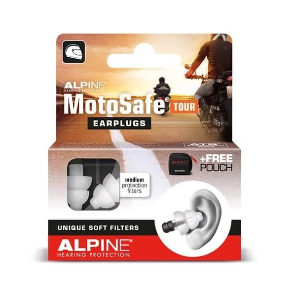 Dopuri de urechi Alpine Moto safe Tour 0