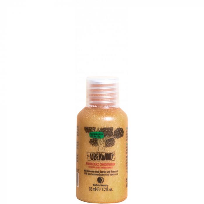 Balsam COLOUR SHINE pentru păr vopsit - TRAVEL 35ml - ÜBERWOOD [0]