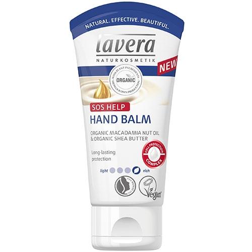 Balsam SOS pentru maini, protectie indelungata - LAVERA 0