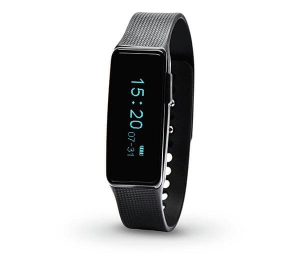 Bratara fitness NUBAND Active black 21683 0