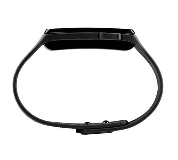 Bratara fitness NUBAND Active black 21683 7