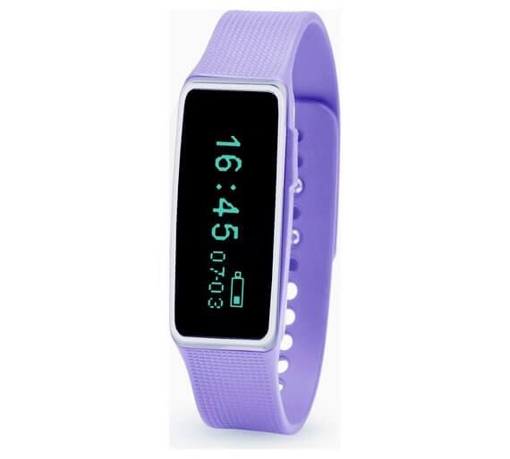 Bratara fitness NUBAND Active lilac 23111 0