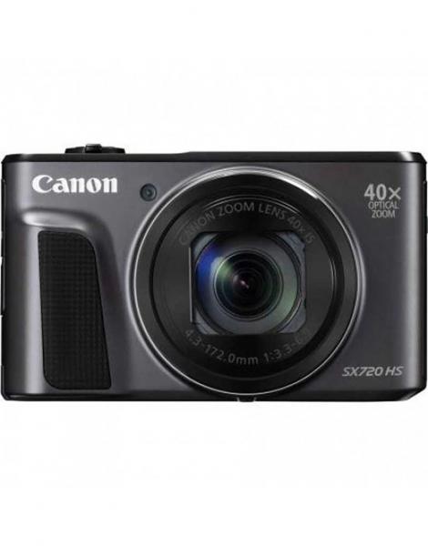 Camera foto Canon PowerShot SX720HS BK, 20 MP 0
