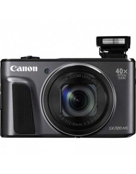 Camera foto Canon PowerShot SX720HS BK, 20 MP 1