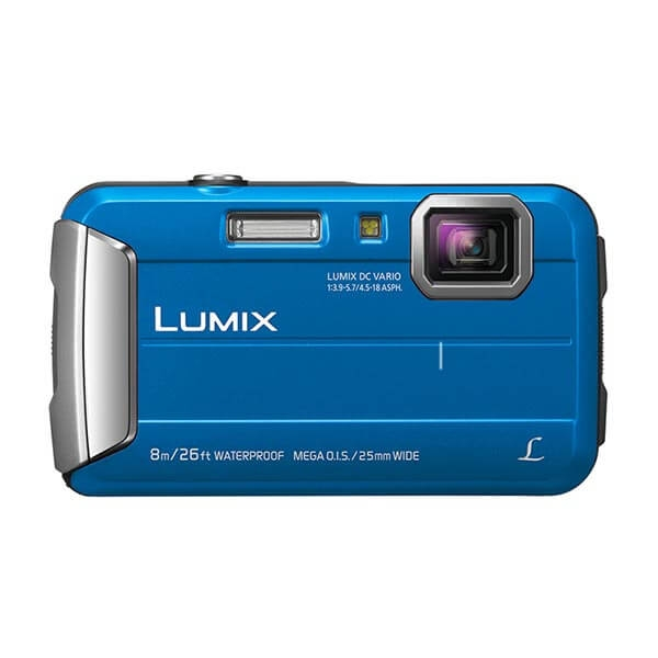 Camera foto Panasonic albastra DMC FT30EP-A 0