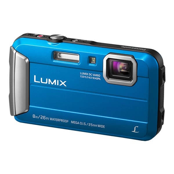 Camera foto Panasonic albastra DMC FT30EP-A 3