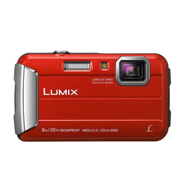 Camera foto Panasonic rosie DMC-FT30EP-R 0