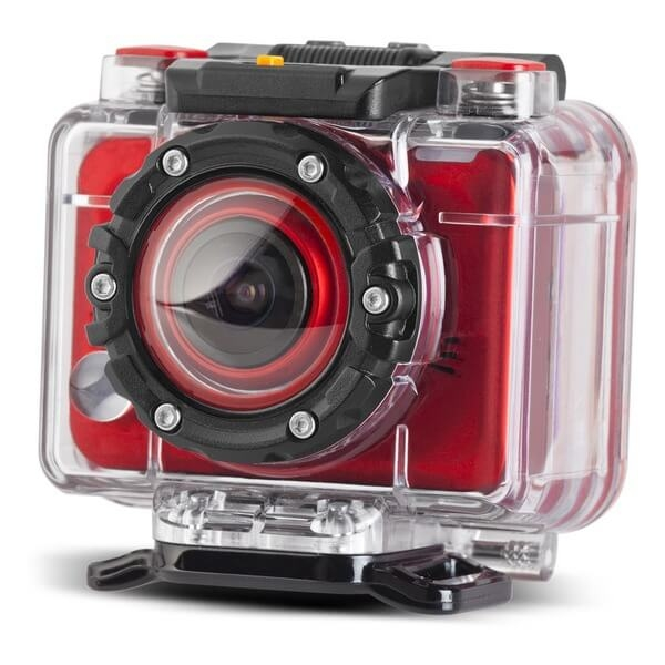 Camera sport Energy Sistem Sport Cam Extreme(30fps) - rosu