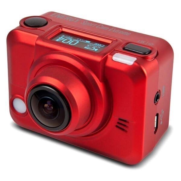 Camera sport Energy Sistem Sport Cam Extreme(30fps) - rosu 2