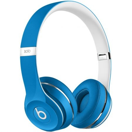 Casti Beats Solo2 On-Ear Luxe Edition Blue ml9f2zm/a 1