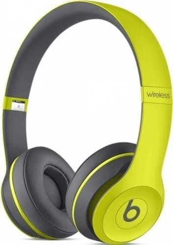 Casti Beats Solo2 Wireless Yellow  mkq12zm/a 0