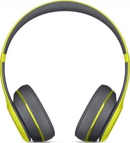 Casti Beats Solo2 Wireless Yellow  mkq12zm/a 1